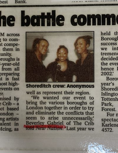 Scarlet Gabriel, press, media, singer, Hackney, London2